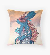 Lucky Rabbit Throw Pillow