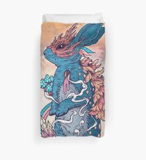 Lucky Rabbit Duvet Cover
