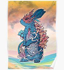 Lucky Rabbit Poster
