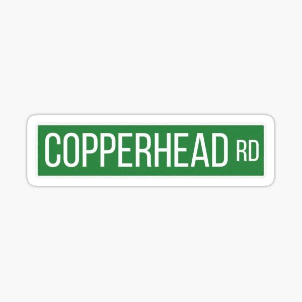 Copperhead Rd Sticker