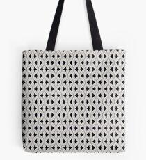 Geometric foliage (2) Tote Bag