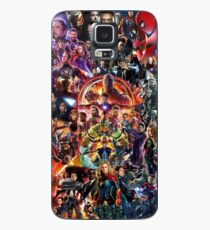 Funda/vinilo para Samsung Galaxy mcu collage