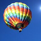 Up, up and Away! by Nancy Richard