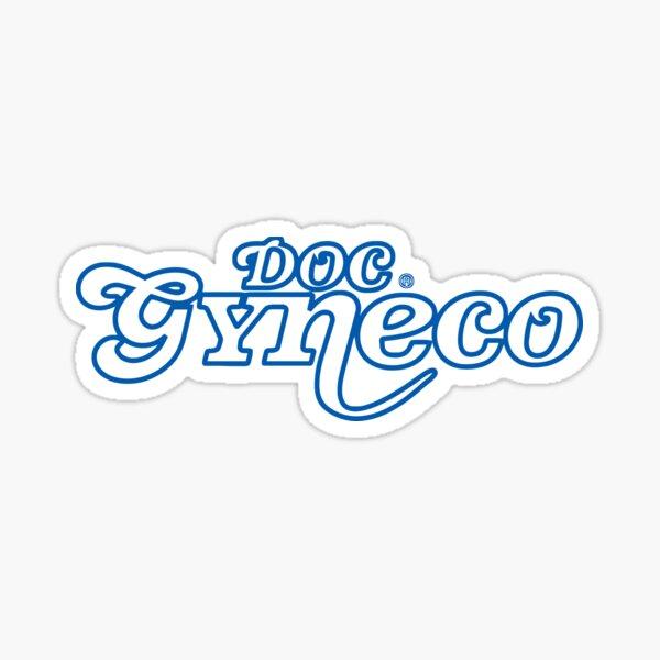 Doc Gynéco Logo Sticker
