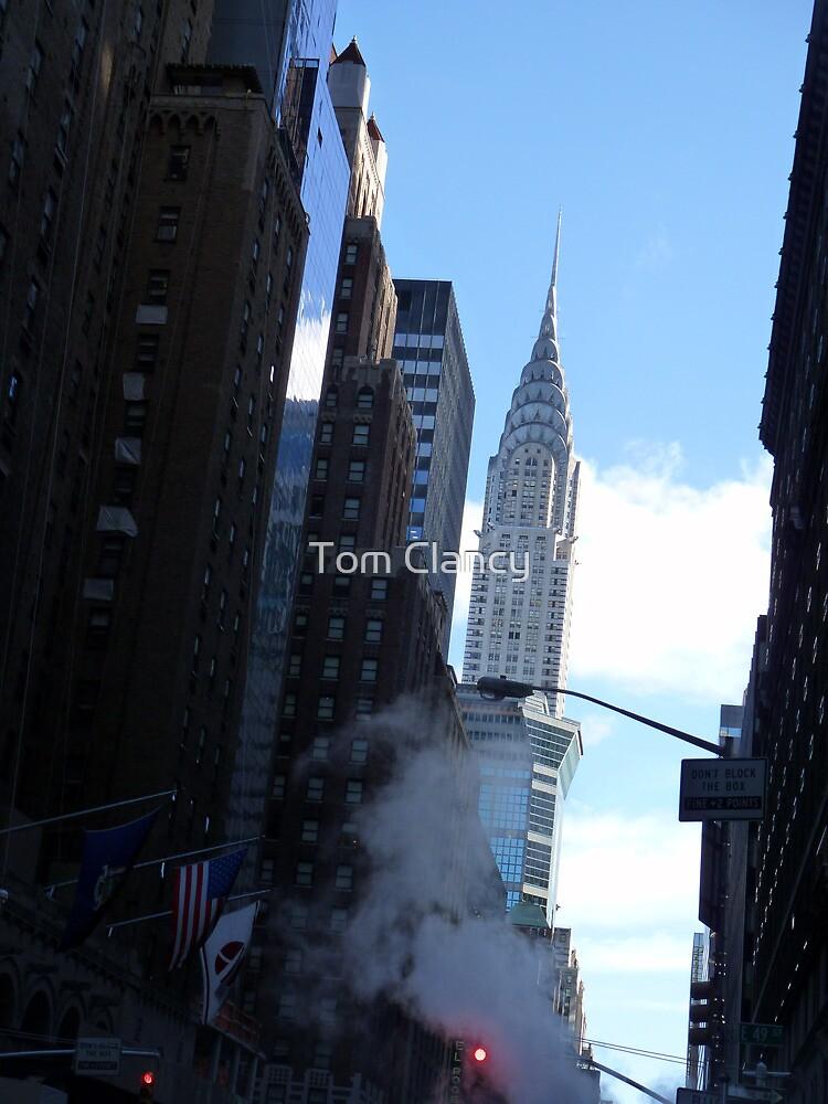 New York by Tom Clancy