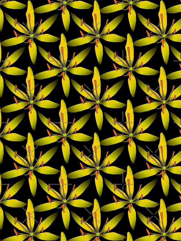 gelbe Blumen von rhnaturestyles