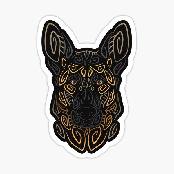 German Shepherd Design German Shepherd Gifts Dog Owner Pet Animal German Shepherd Tshirt German Shepherd Sticker Sticker