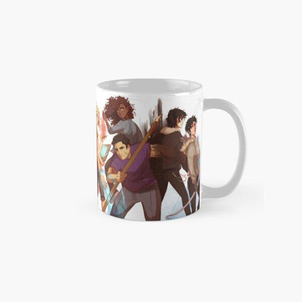 percy jackson-Heroes of Olympus Classic Mug