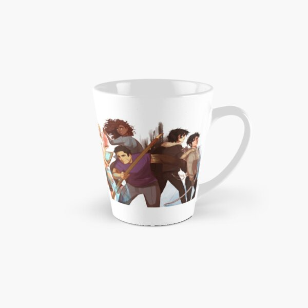 percy jackson-héros de l'Olympe Mug long