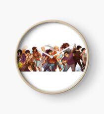 percy jackson-Heroes of Olympus Clock
