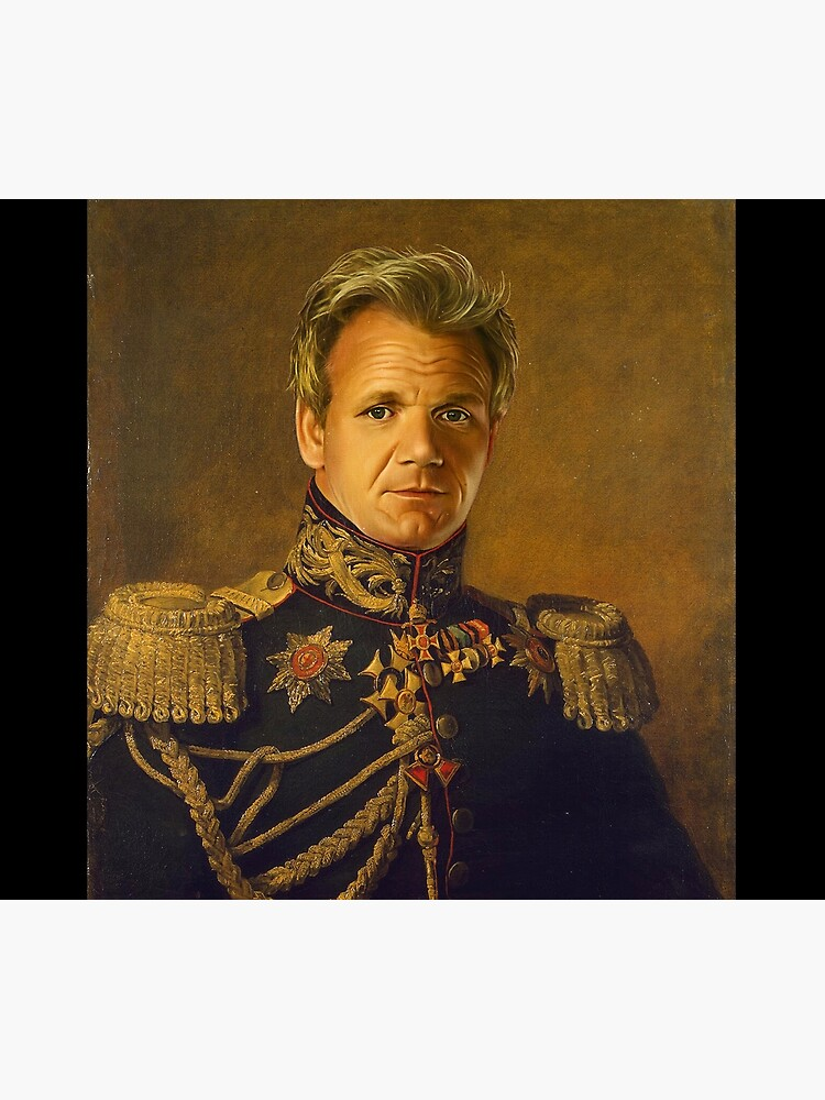 Gordon Ramsay - replaceface by replaceface