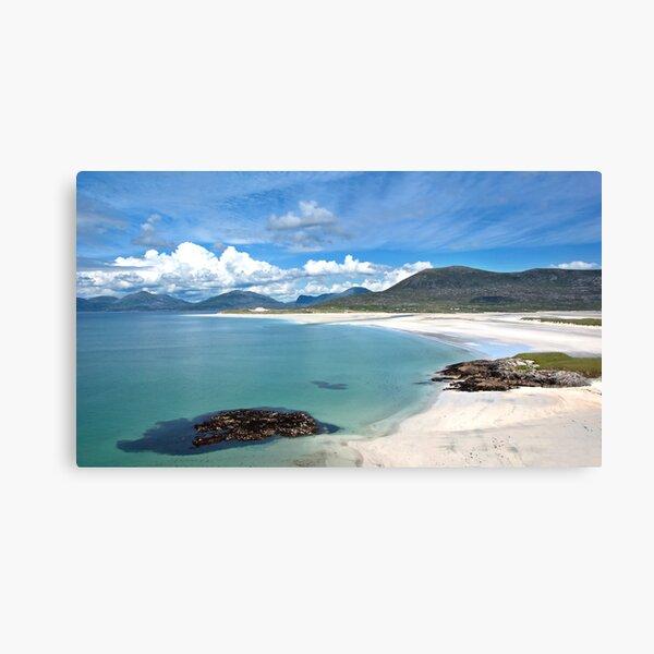 Isle of Harris (Luskentyre Beach) Canvas Print