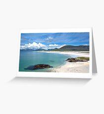 Isle of Harris (Luskentyre Beach) Greeting Card