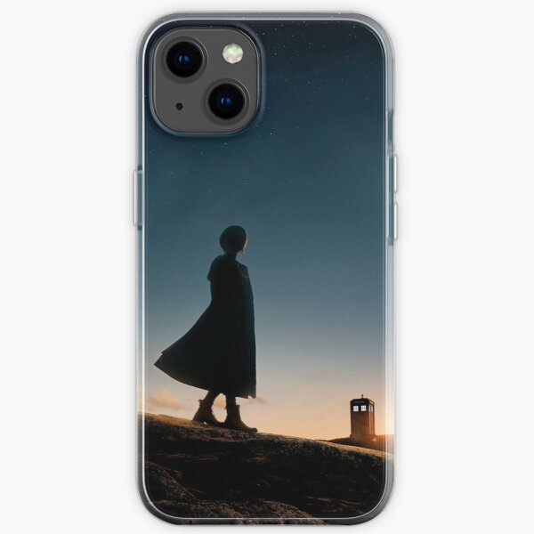 Doctor Series 11 iPhone Soft Case