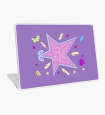 Star's Notizbuch von Spells - Star vs FOE Laptop Folie