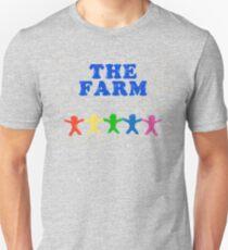 Riverdale der Bauernhof (Jahrgang beunruhigt) Slim Fit T-Shirt