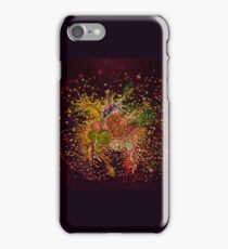 Cellular Universe 12 (special effects) iPhone Case/Skin