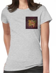 Cellular Universe 12 (special effects) Womens Fitted T-Shirt