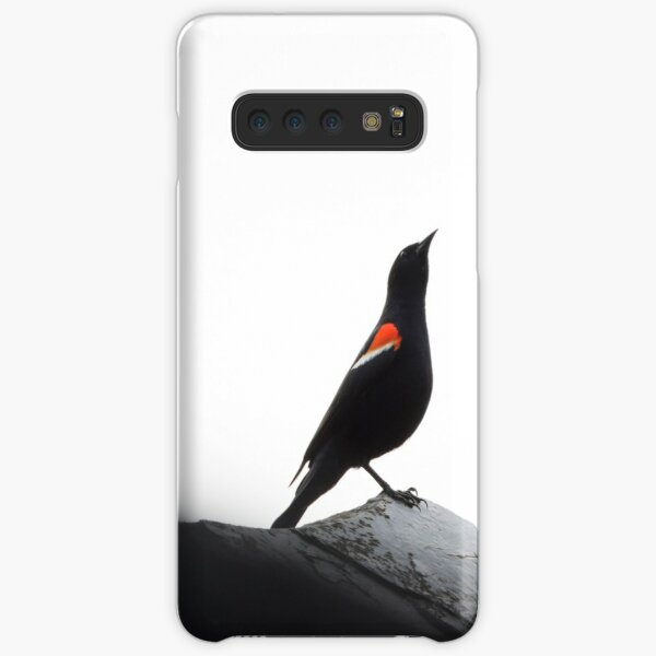 Red-Winged Blackbird Males Samsung Galaxy Snap Case