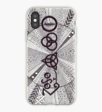 Zentangle - ZoSo iPhone Case