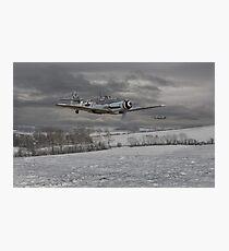 Messerschmitt Bf 109 G - 'Gustavs' Photographic Print