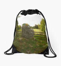The Philosopher's Stone Drawstring Bag