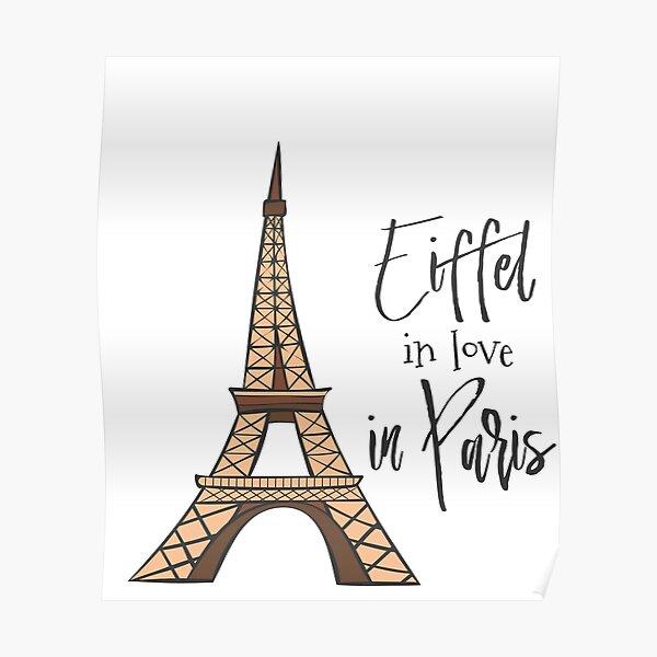Moulin Rouge Eiffel Decorative Novelty License Plate Tin Sign Paris France