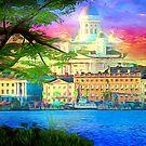 City of Rainbow von Jasmina Seidl