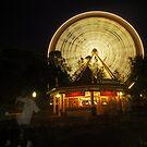 Music Wheel by AlbertStewart