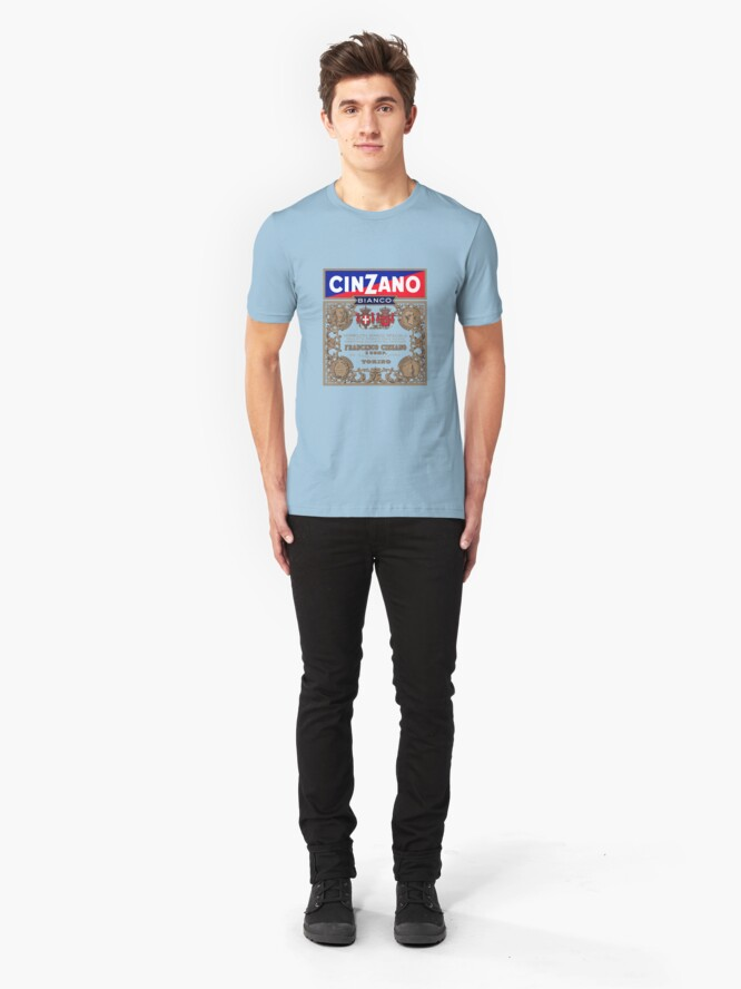 Alternate view of CINZANO Slim Fit T-Shirt