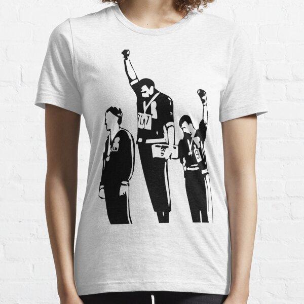 1968 Olympics Black Power Salute Essential T-Shirt