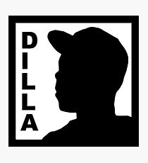 Dilla Photographic Print