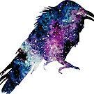 «Nebulosa Acuarela - Cuervo» de HausOfAyr