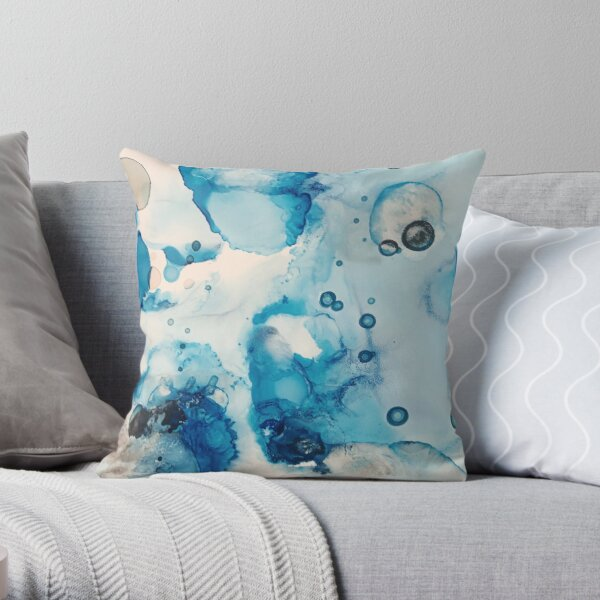 Just for Julie Throw Pillow
