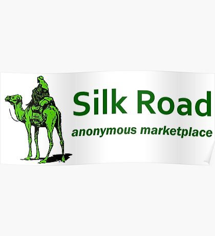 Silk Road Darknet Marketplace v1.0 Poster