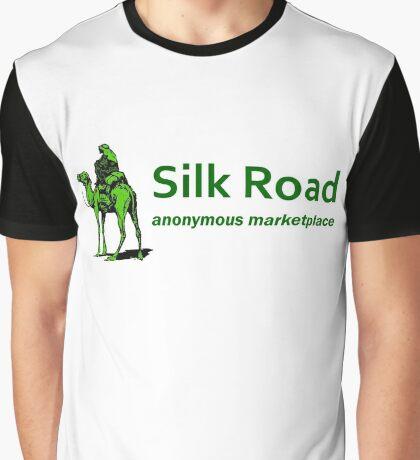 Silk Road Darknet Marketplace v1.0 Graphic T-Shirt