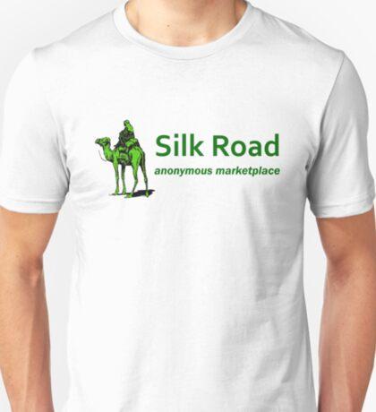 Silk Road Darknet Marketplace v1.0 T-Shirt