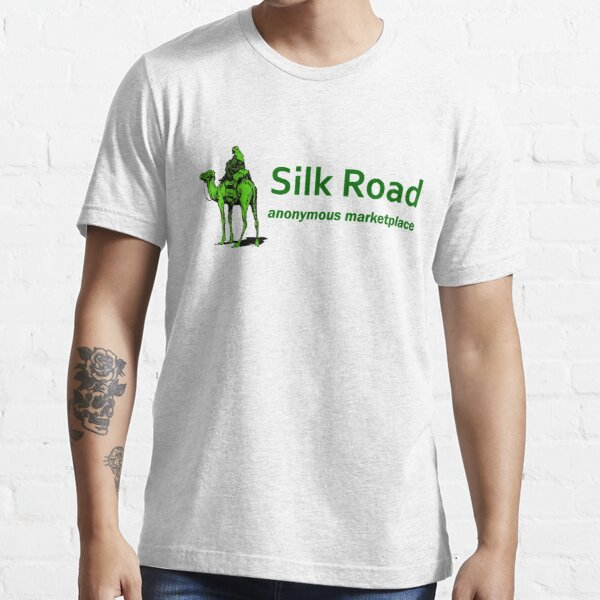 Silk Road Darknet Marketplace v1.0 Essential T-Shirt