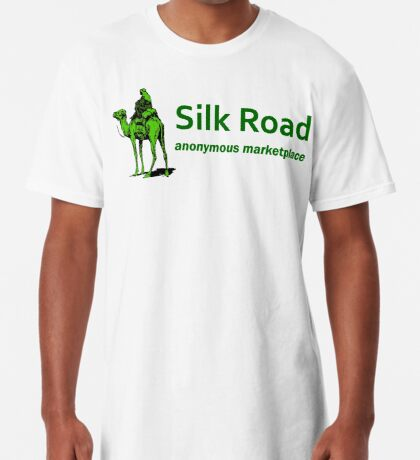Silk Road Darknet Marketplace v1.0 Long T-Shirt