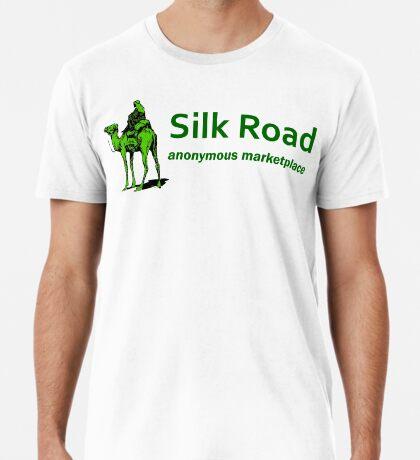 Silk Road Darknet Marketplace v1.0 Premium T-Shirt