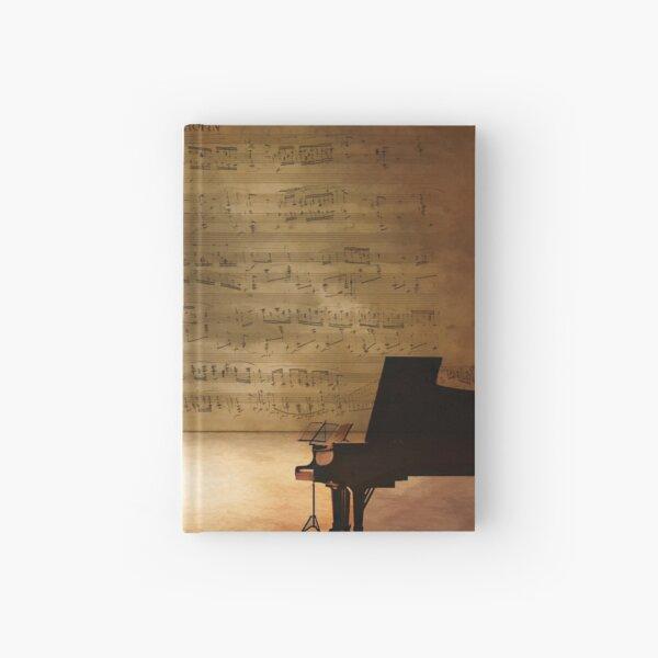Endless concert....... Hardcover Journal