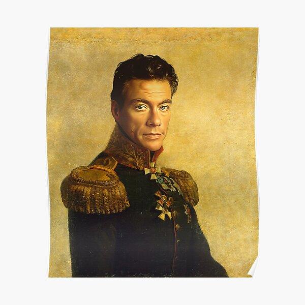 Jean-Claude Van Damme - replaceface Poster