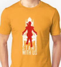 Stand with us T-Shirt