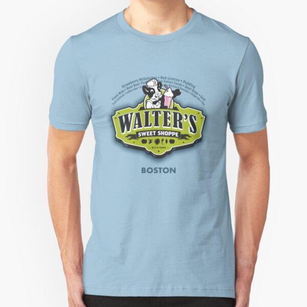 Walter's Sweet Shoppe - FRINGE Slim Fit T-Shirt