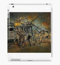 Back to the Past.......... iPad Case/Skin