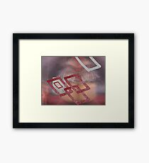 untitled 18/07/10 Framed Print