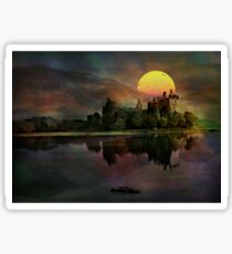 Kilchurn Castle .... Sticker