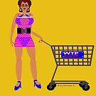 Summer Shopper by Penny Hetherington