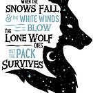 The Pack Survives by Amy Grace