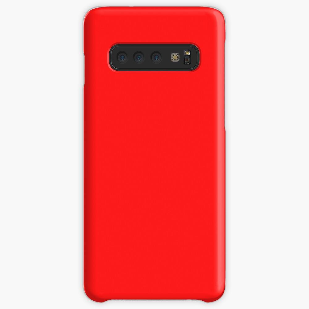 Melon rojo Funda y vinilo para Samsung Galaxy